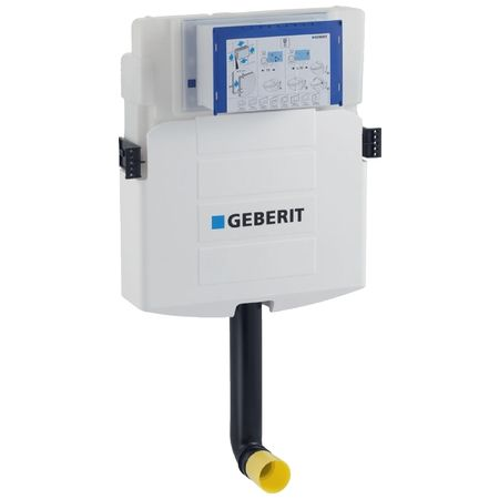Geberit sigma 12cm concealed cistern for Geberit flush