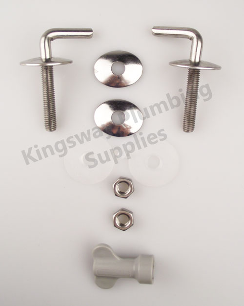 Ideal Standard Alto Halo Seat Hinges