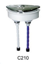LAB C210 Flush Button