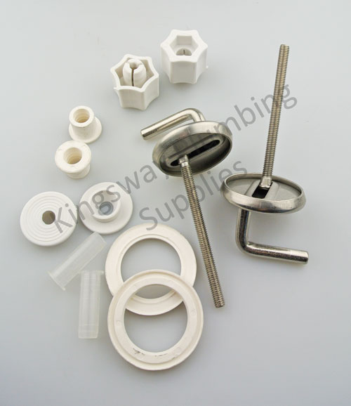 Thomas Dudley C31 Toilet Seat Fittings