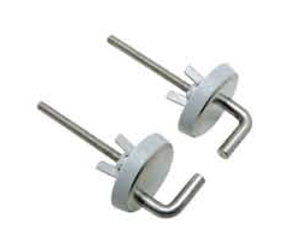 Shires Unison Toilet Seat Hinges