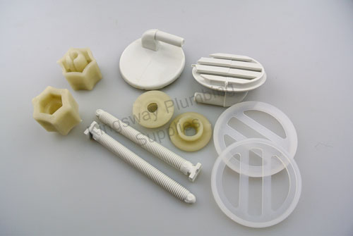 Thomas Dudley C25 Toilet Seat Fittings